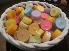 Asorted Tealights